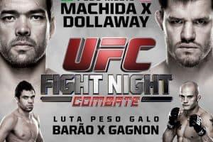 UFC Fight Night: Machida vs. Dollaway 2