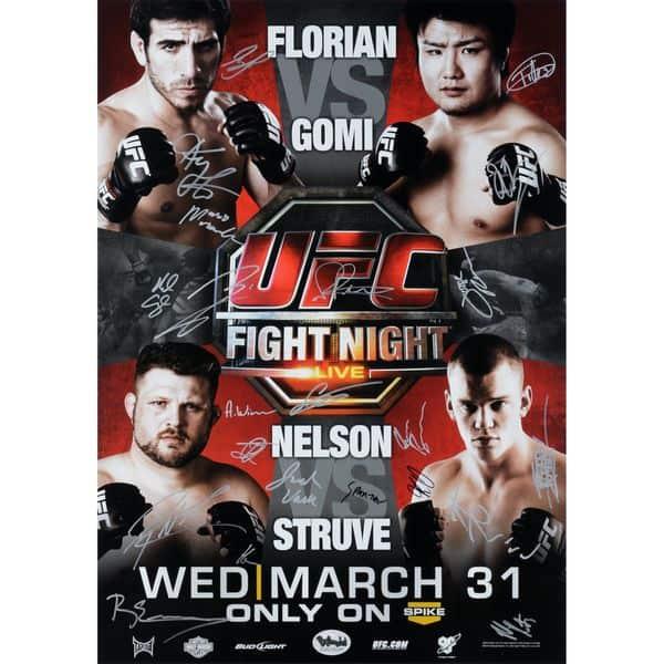 UFC Fight Night: Florian vs. Gomi 1