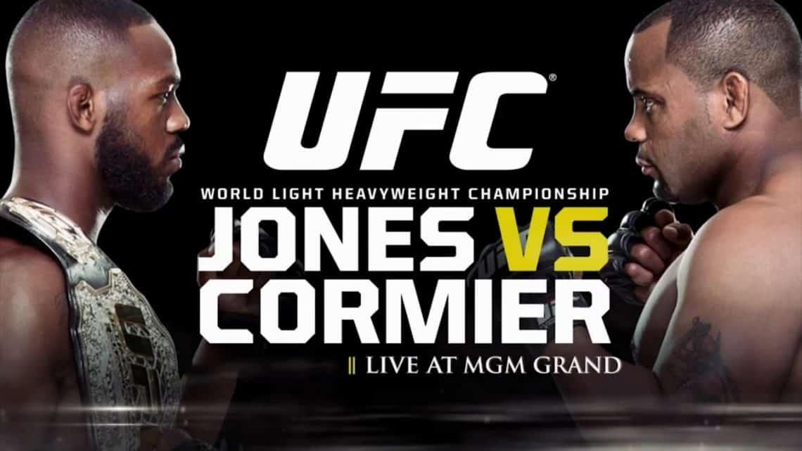 UFC 182: Jones vs. Cormier 1