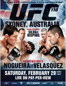 UFC 110: Nogueira vs. Velasquez 2