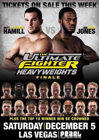 The Ultimate Fighter: Heavyweights Finale 1