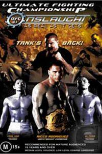 UFC 41: Onslaught 2
