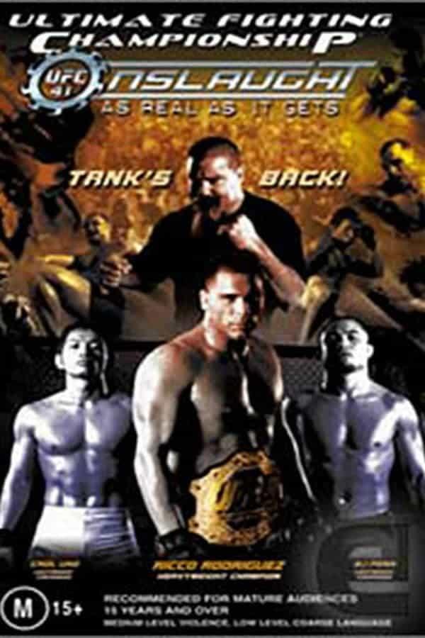 UFC 41: Onslaught 1
