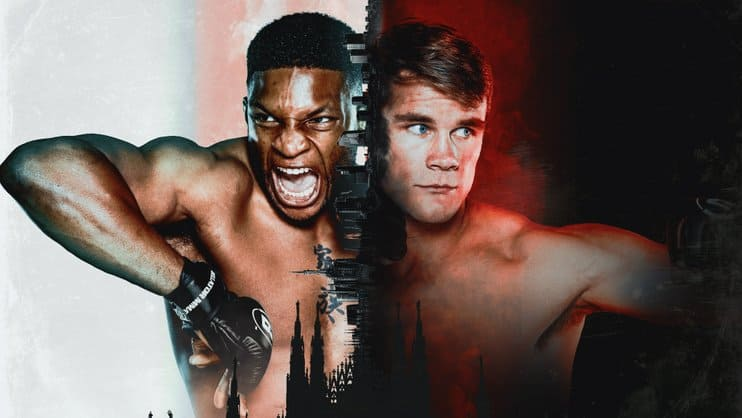 Bellator 247 Milano - Daley vs. Anderson 1