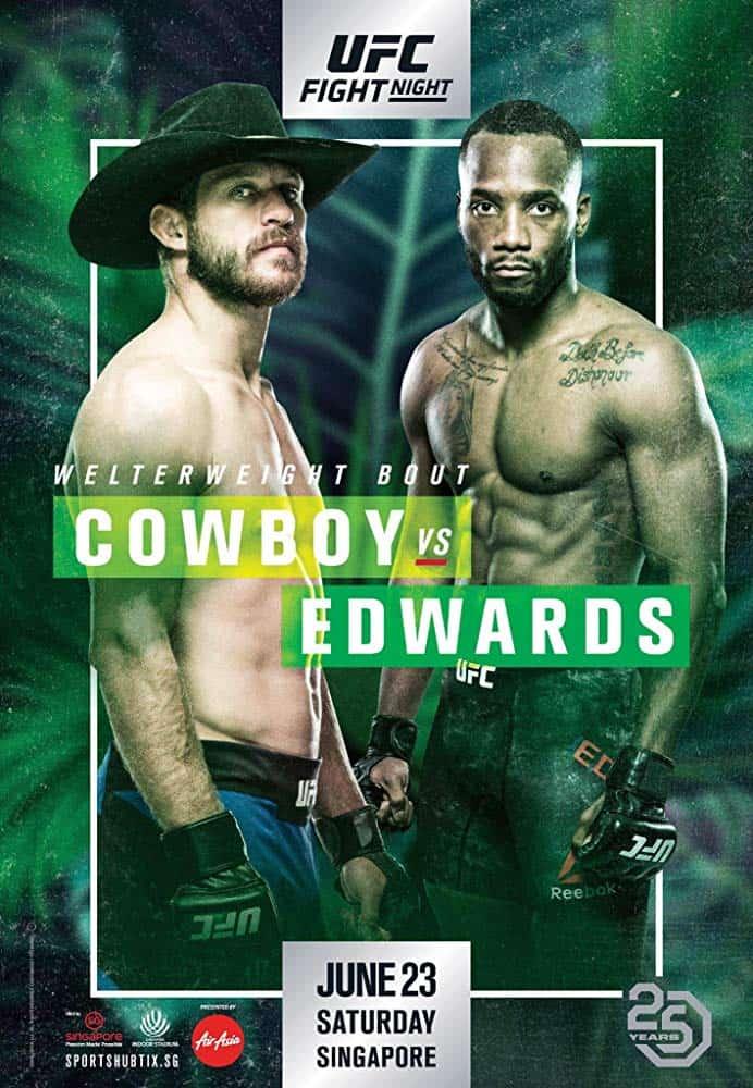 UFC Fight Night: Cowboy vs. Edwards 1
