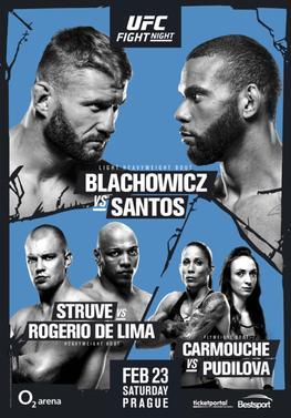 UFC Fight Night: B?achowicz vs. Santos 1