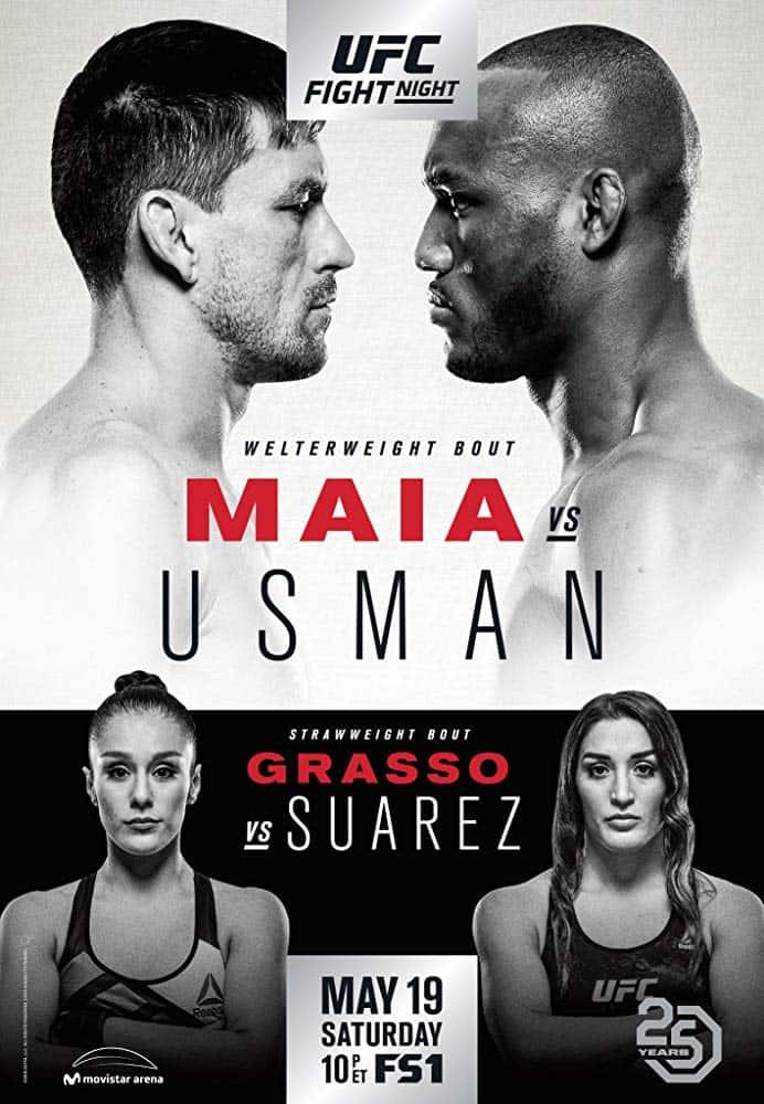 UFC Fight Night: Maia vs. Usman 1