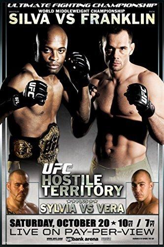 UFC 77: Hostile Territory 1