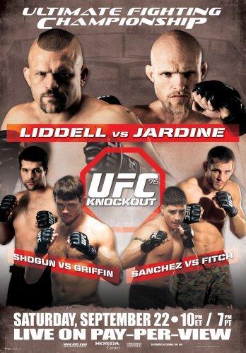UFC 76: Knockout 1