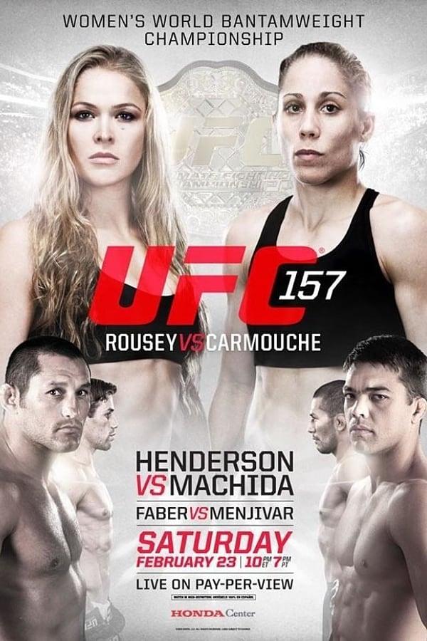 UFC 157: Rousey vs. Carmouche 1