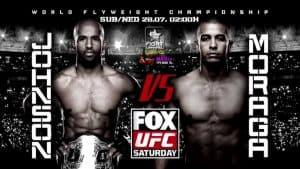 UFC on Fox: Johnson vs. Moraga 2