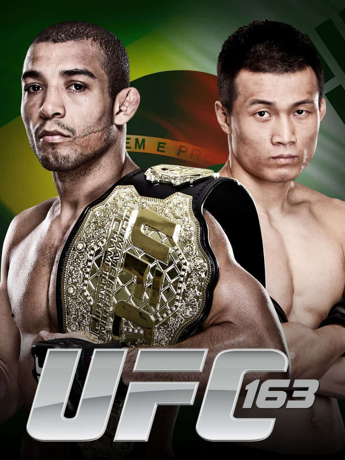 UFC 163: Aldo vs. Korean Zombie 1
