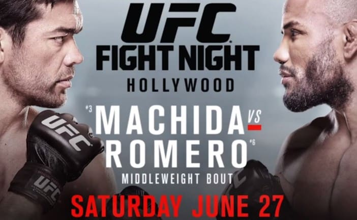 UFC Fight Night: Machida vs. Romero 1