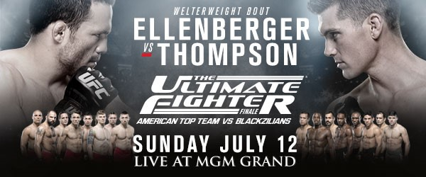 The Ultimate Fighter: American Top Team vs. Blackzilians Finale 1