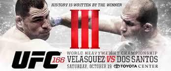 UFC 166: Velasquez vs. dos Santos III 1