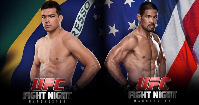 UFC Fight Night: Machida vs. Muñoz 1