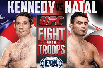 UFC: Fght for the Troops 3 1