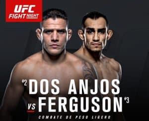 The Ultimate Fighter Latin America 3 Finale: dos Anjos vs. Ferguson 2