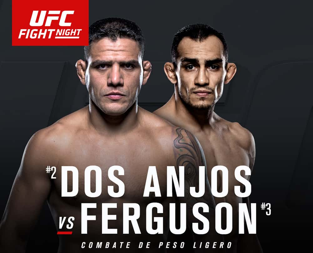 The Ultimate Fighter Latin America 3 Finale: dos Anjos vs. Ferguson 1