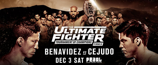 The Ultimate Fighter: Tournament of Champions Finale 1