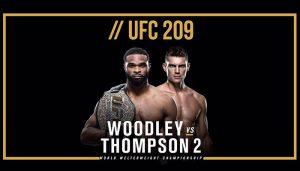 UFC 209: Woodley vs. Thompson 2 2