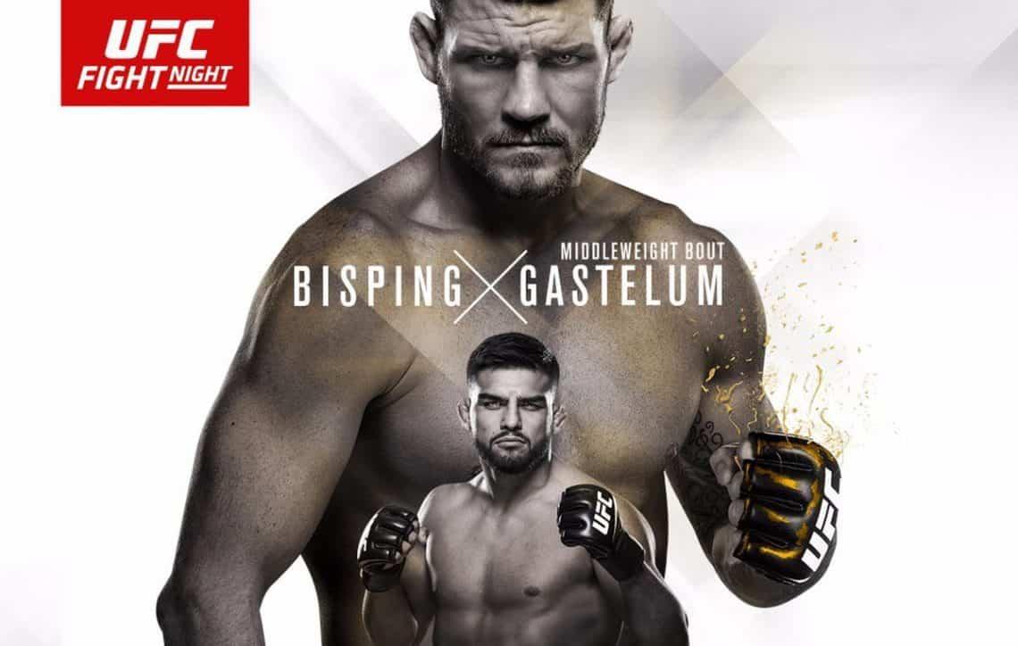 UFC Fight Night: Bisping vs. Gastelum 1