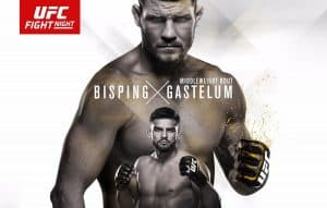 UFC Fight Night: Bisping vs. Gastelum 2
