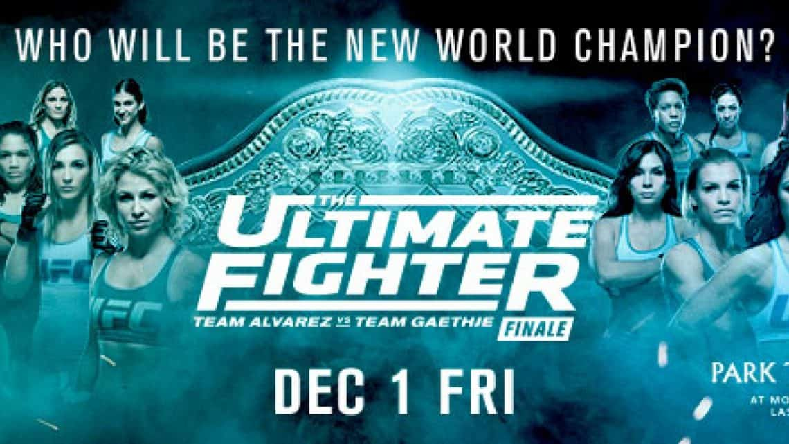 The Ultimate Fighter: A New World Champion Finale 1