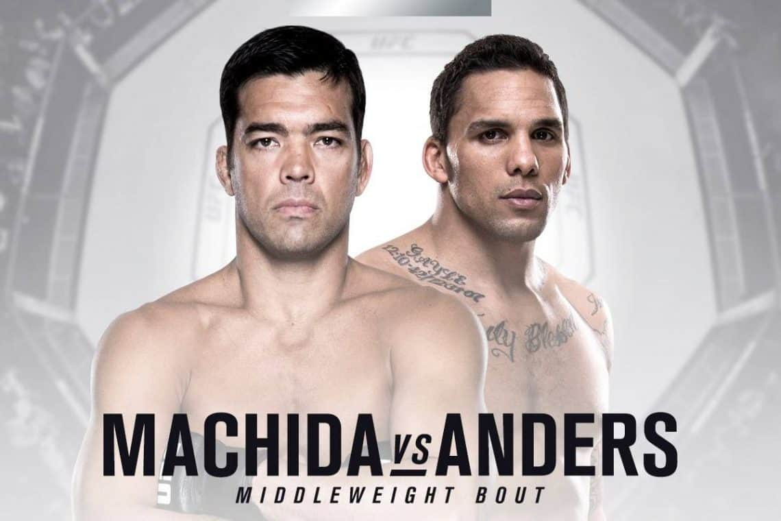 UFC Fight Night: Machida vs. Anders 1
