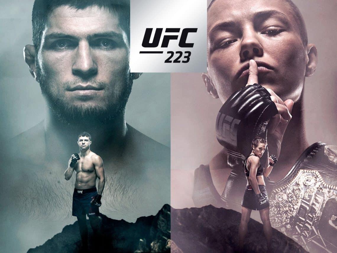 UFC 223: Khabib vs. Iaquinta 1