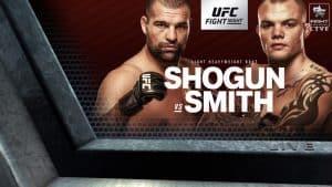 UFC Fight Night: Shogun vs. Smith 2