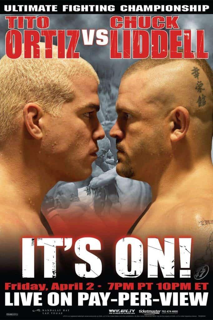 UFC 47: It's On! 1