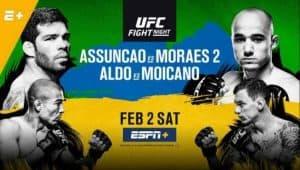 UFC Fight Night: Assunção vs. Moraes 2 2