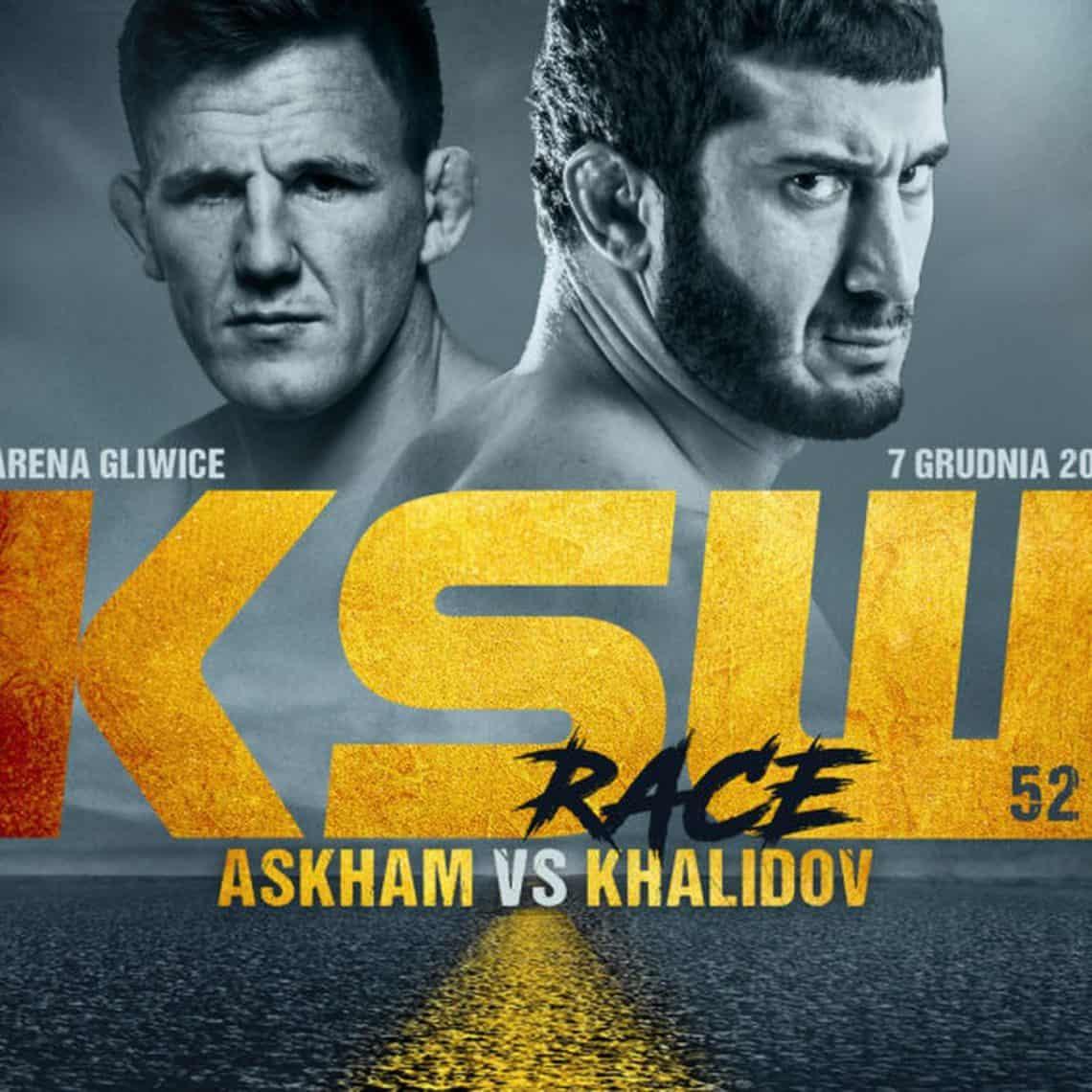 KSW 52: Askham vs Khalidov 1