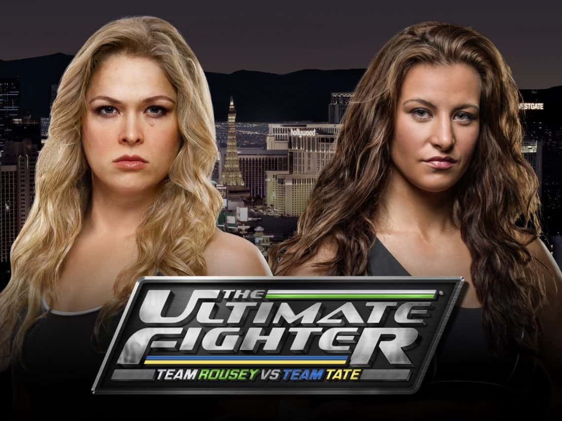 The Ultimate Fighter: Team Rousey vs. Team Tate Finale 1