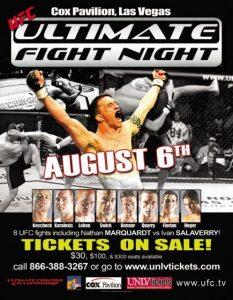 UFC Ultimate Fight Night 2