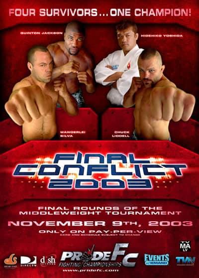 Pride Final Conflict 2003 1