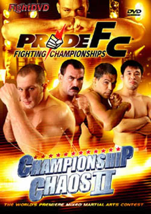 Pride 23: Championship Chaos 2 1
