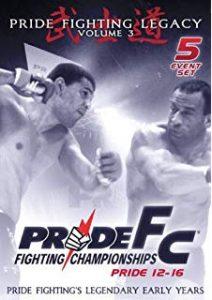 Pride FC: The Best, Vol. 3 2