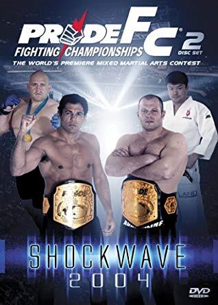 Pride FC: Shockwave 1