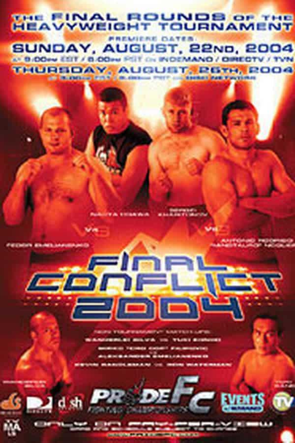 Pride FC GP 2004 Final Round 4