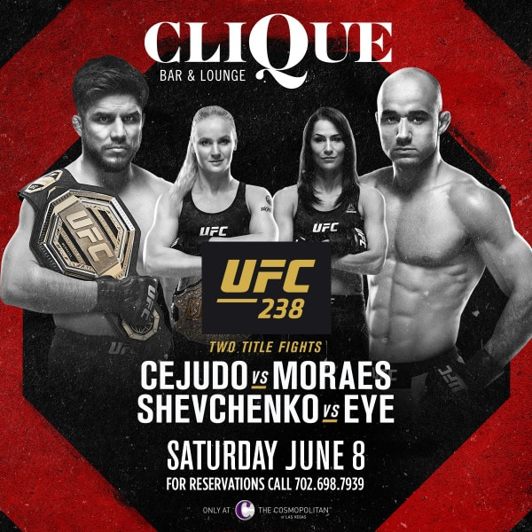 UFC 238: Cejudo vs. Moraes 1