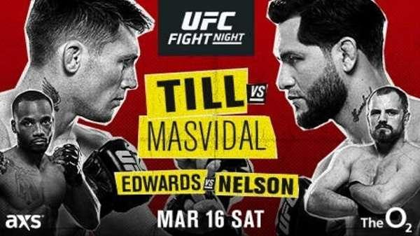 UFC Fight Night: Till vs. Masvidal 1