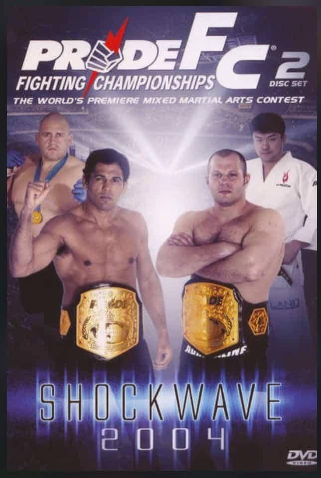 Pride Shockwave 2004 4