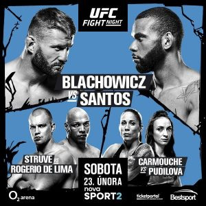 UFC Fight Night: Blachowicz vs. Santos 2