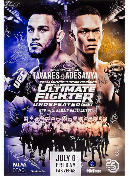 The Ultimate Fighter: Undefeated Finale 1