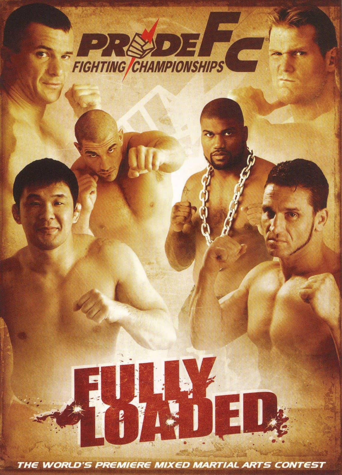 Pride 30: Fully Loaded 1