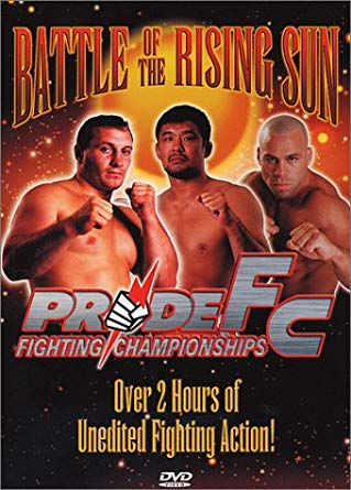 Pride 11: Battle of the Rising Sun 1