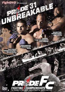 Pride 31: Unbreakable 2