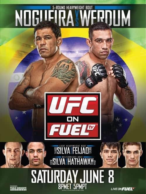 UFC on Fuel TV: Nogueira vs. Werdum 1